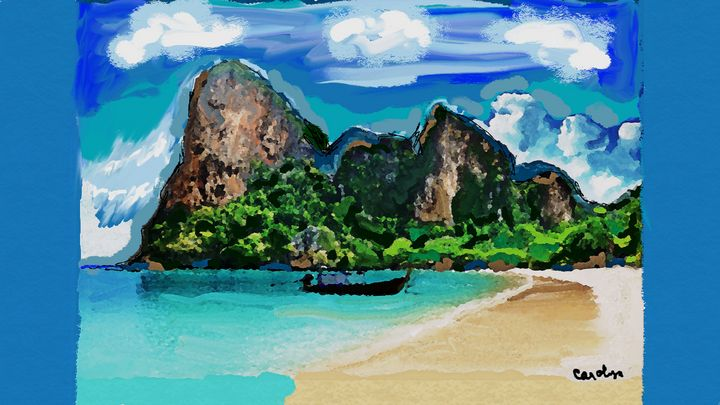 Thailand - CAROLYN SCHUSTER