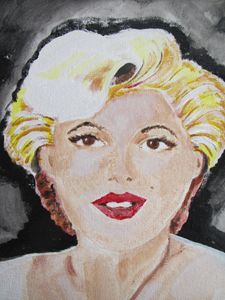 Marilyn - CAROLYN SCHUSTER