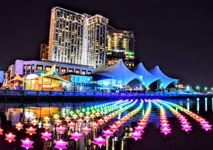 Light City Baltimore!