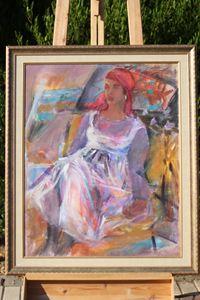 African Women - Tziporet Raz Cohen