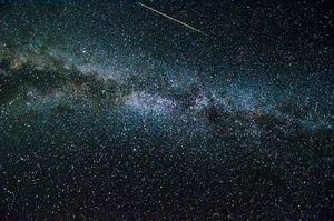 The Milky Way - Rick Nye's Art On Canvas