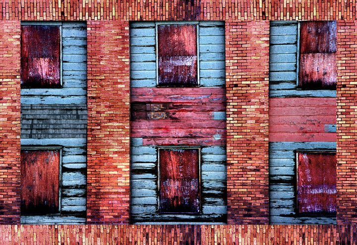 Of Days Gone By - Rick Nye's Art On Canvas