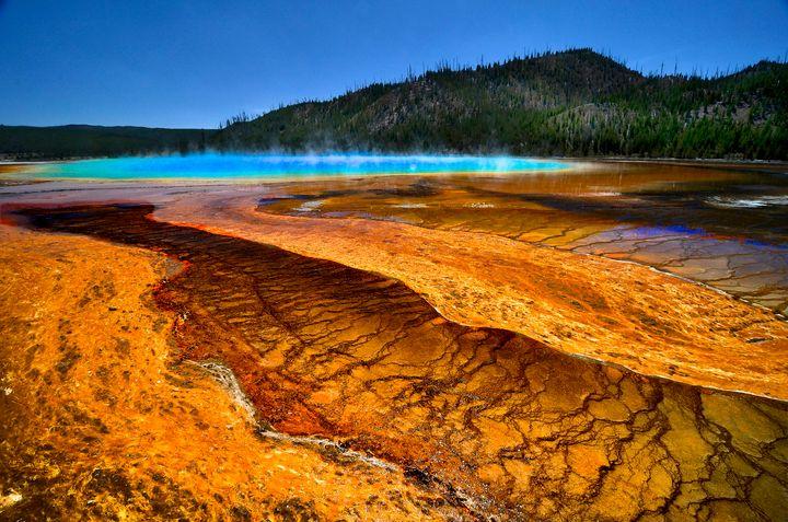 The Art Of Yellowstone - Rick Nye's Art On Canvas