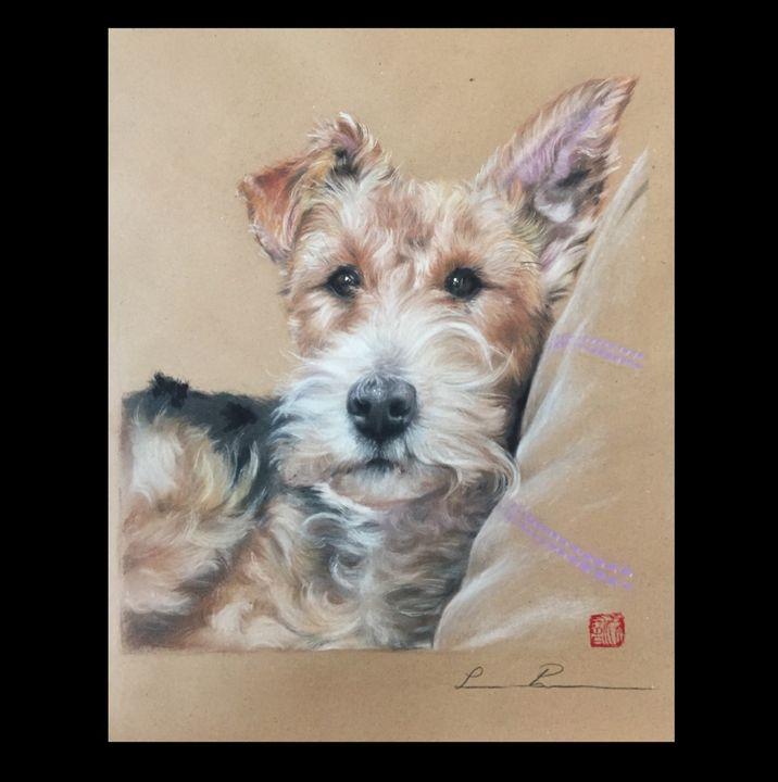 Pippa - Leesa Pertsinidis Fine Art
