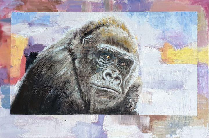 Gorilla - aniazmand