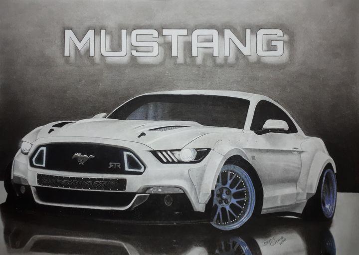 Ford Mustang 2019 - Bertus Combrinck