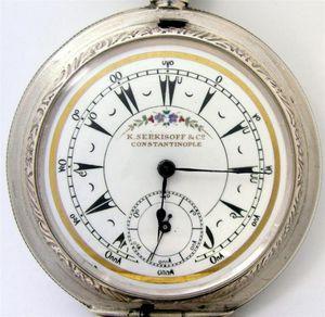 K.Serkisoff Ottoman / džepni sat