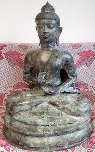 skulptura u bronci Buda / Buda /
