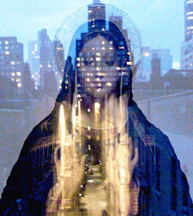 Saint Lucy Eyes The Alley - Tina Mancusi