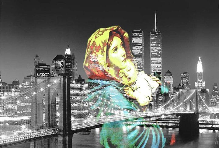 Lady of The Streets - Tina Mancusi