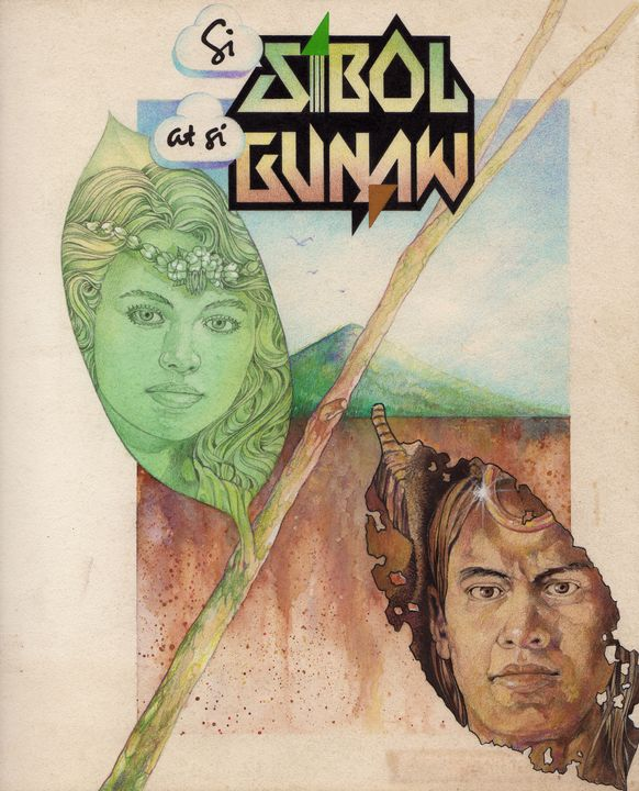 Sibol & Gunaw - Cover - Emmanuel Vasquez, Sr.