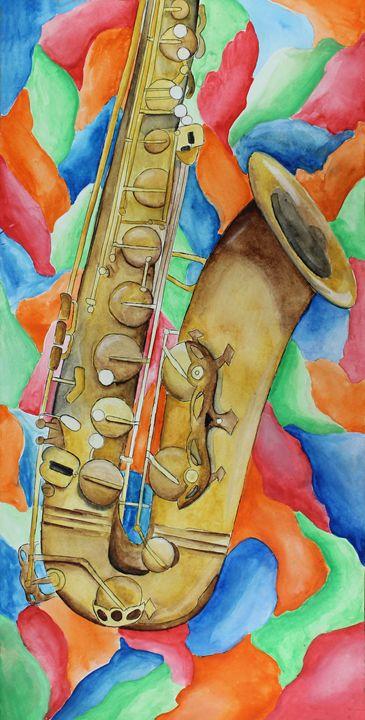 Saxophone - Katie Gulledge