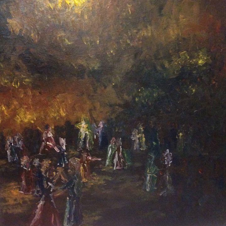 Waltz Canon in D - Kalen Olson