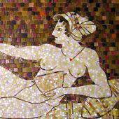 Fantasy Mosaic Art