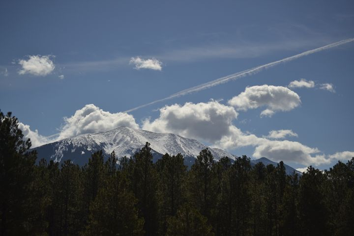 clouds over mountain - A.R ART PHOTOGRAPHY