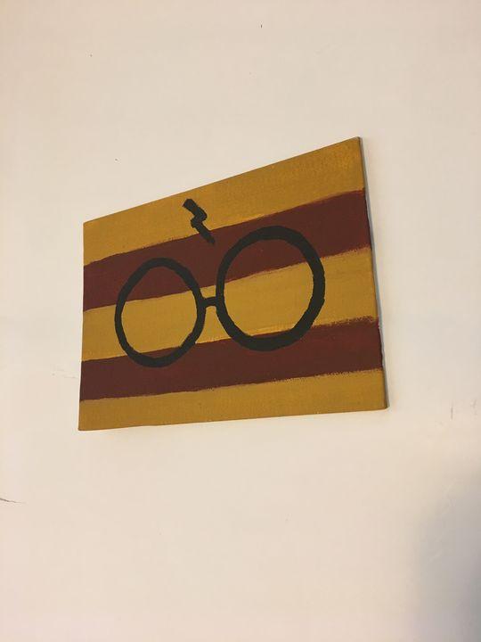Potter's glasses - LR