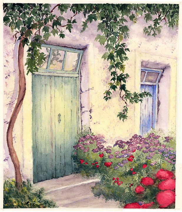 Country Doorway - Bobology