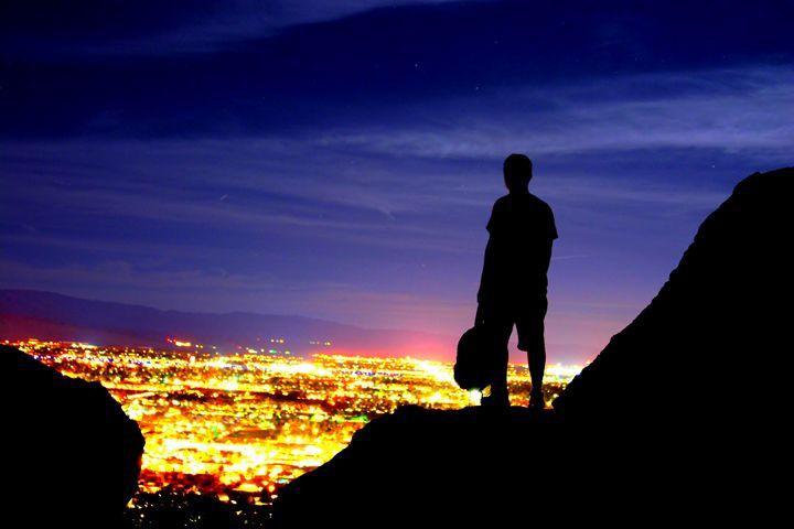 City Shadow - Devan Air photography