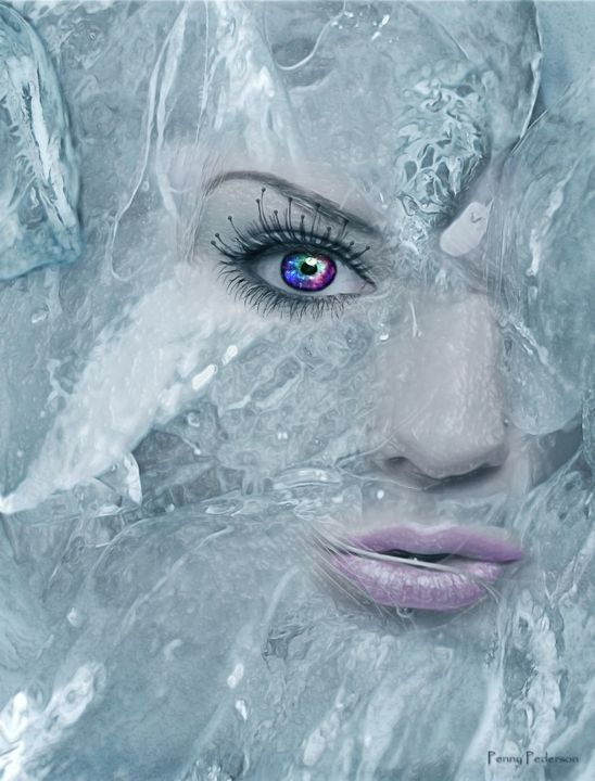 Ice Queen - Mysterious Imagination