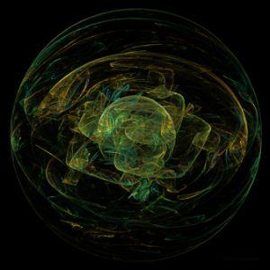Fractal Globes