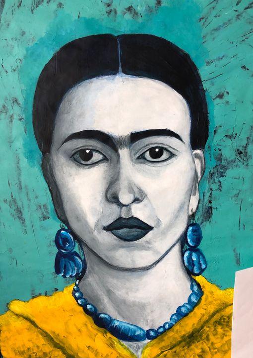 Frida Kahlo - Laskari