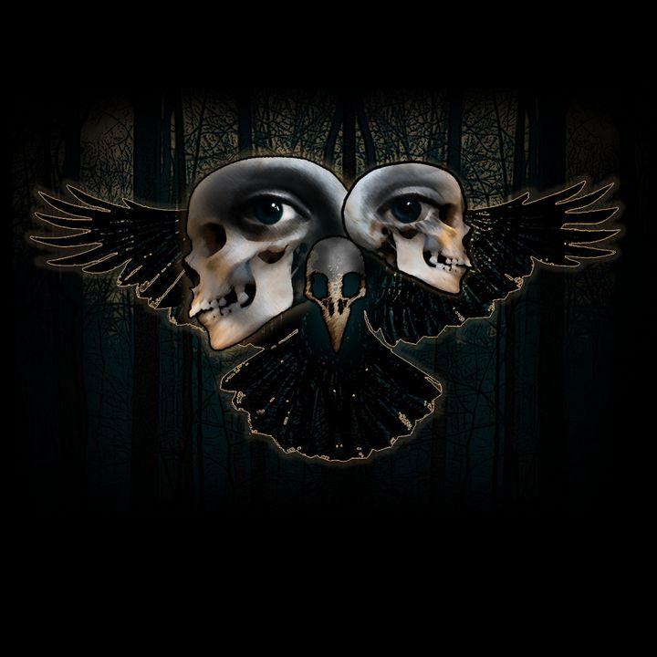 Skull Crow - ArtyFartyBastard
