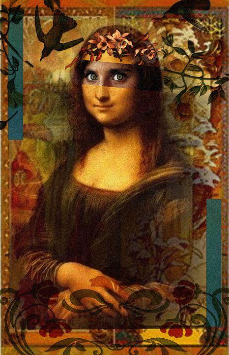 Mona Eyes - ArtyFartyBastard
