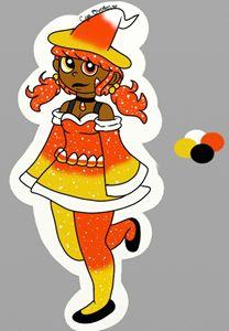 Princess Candy Corn