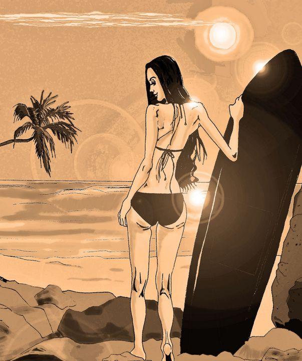 surf1 - Nika