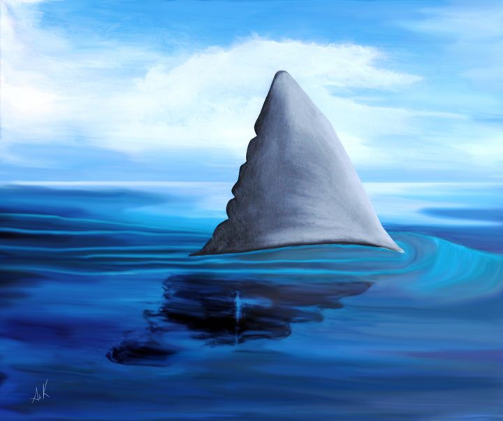 Shark Fin - Albert Kopper