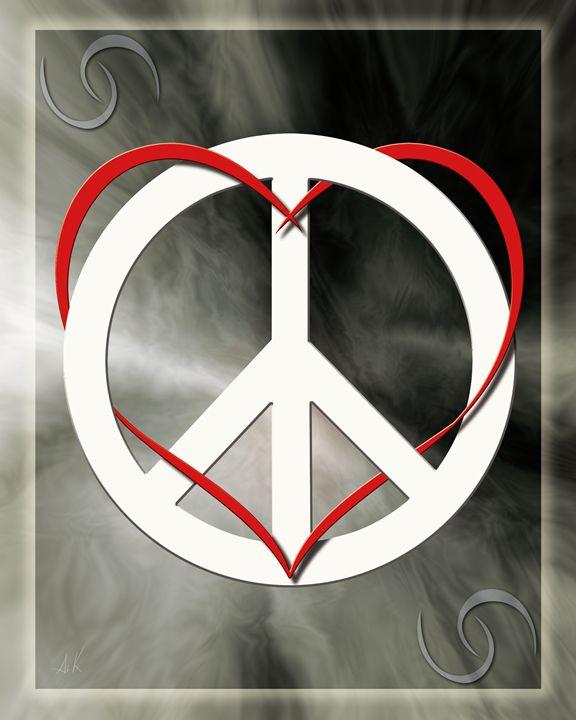 Peace & Love - Albert Kopper