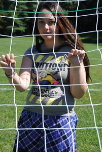 Netted!