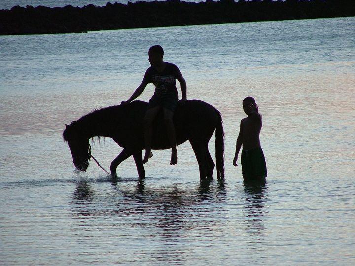 Island life Samoa - OliviaG
