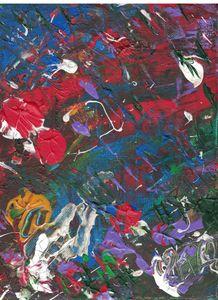 Acrylic Abstract 1