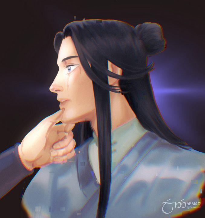 A-Qiao cryed - drawulan