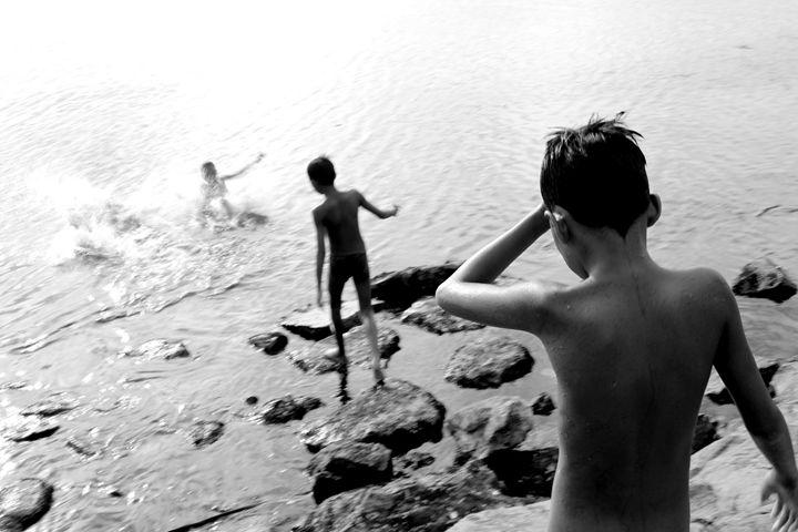 Childhood Memories - Arth Figueroa Jumagdao Photographs