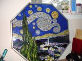 Vincent's Starry Night Window