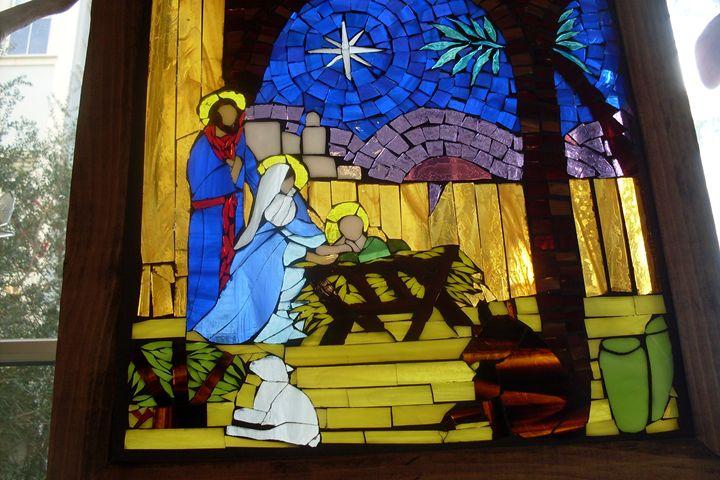 Nativity Scene - glasgirl