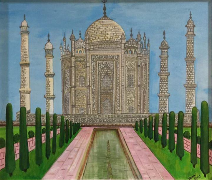The Taz Mahal - SS Art Studio