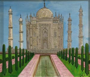 The Taz Mahal
