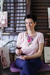 Wine Art - Mira Kovacevic