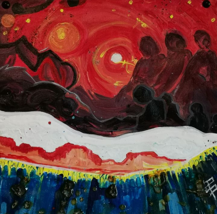1/2 lava - Paula Anne Sommers