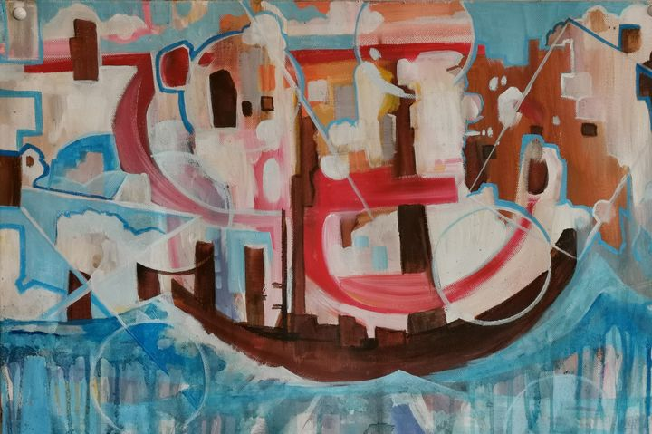 sailin - Paula Anne Sommers