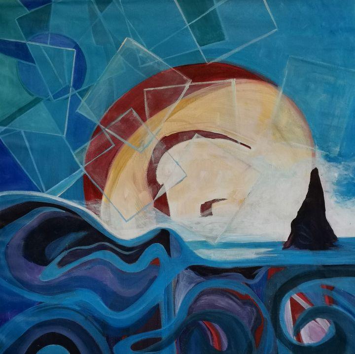 crane - Paula Anne Sommers