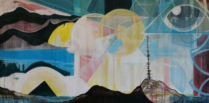 sun rise - Paula Anne Sommers