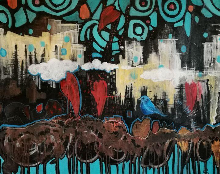bluebird - Paula Anne Sommers