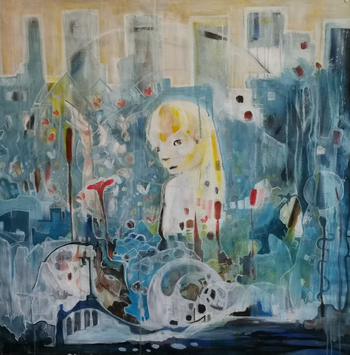 lil girl - Paula Anne Sommers