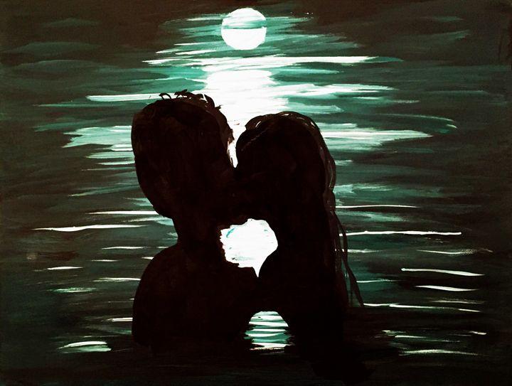 Midnight Kiss - Nida's Collection