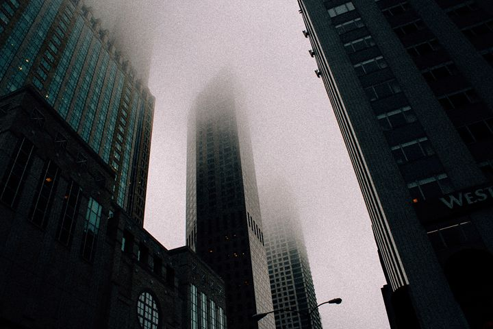 Foggy Chicago Part 2 - Torrin Nelson Photography