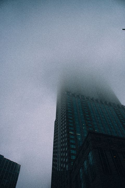 Foggy Chicago Part 3 - Torrin Nelson Photography